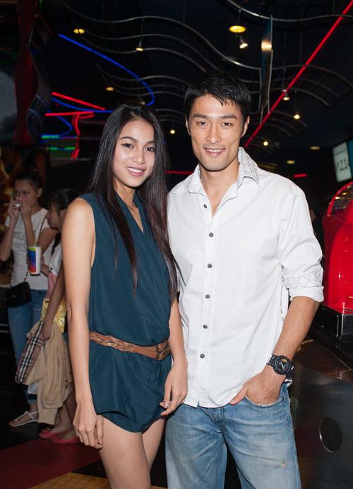 Johnny Trí Nguyễn công khai bạn gái mới? - 1