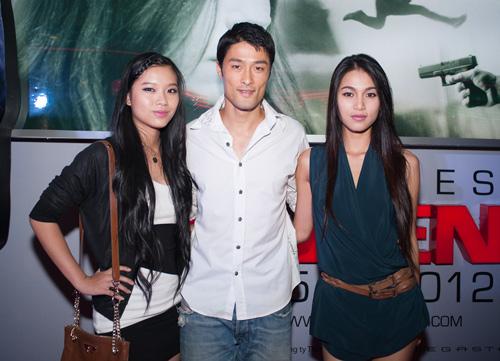 Johnny Trí Nguyễn công khai bạn gái mới? - 2
