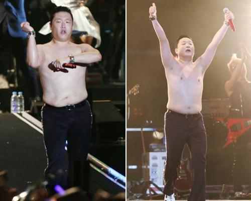 Clip màn cởi áo của cha đẻ Gangnam Style - 6