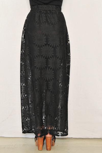 Cập nhật 5 mẫu váy ren mốt nhất thu - 3