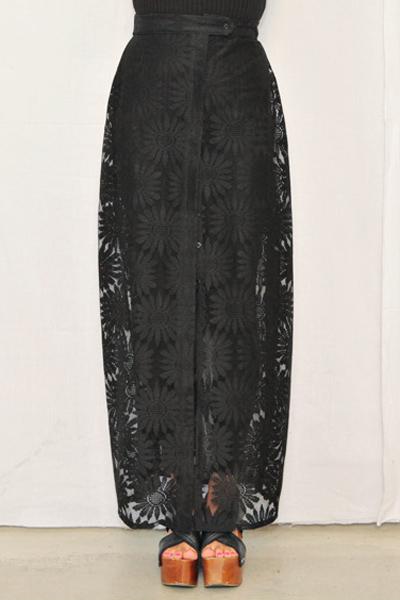 Cập nhật 5 mẫu váy ren mốt nhất thu - 4