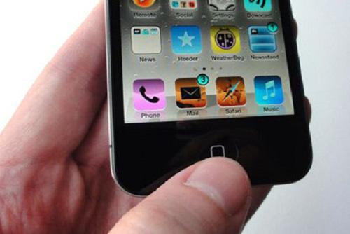 Xử lý lỗi chập chờn nút Home trên iPhone - 1