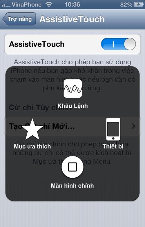 Xử lý lỗi chập chờn nút Home trên iPhone - 2