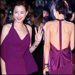"""Thời trang - Hoa hậu Hàn Quốc lưng ong """"nuốt mắt"""""""