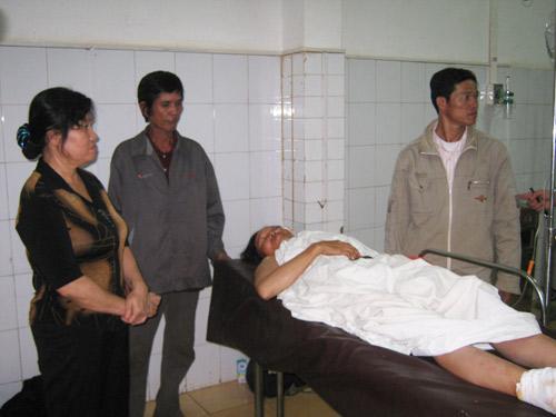 Vụ lật xe ở Đắk Lắk: Lỗi do tài xế - 1