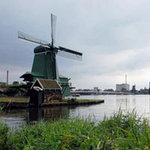 Du lịch - Zaanse Schans - chốn bình yên của những cối xay gió