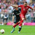 Bóng đá - Bayern - Hoffenheim: Người hùng Ribery