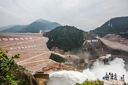 Sự thật đập khổng lồ của TQ trên sông Mekong