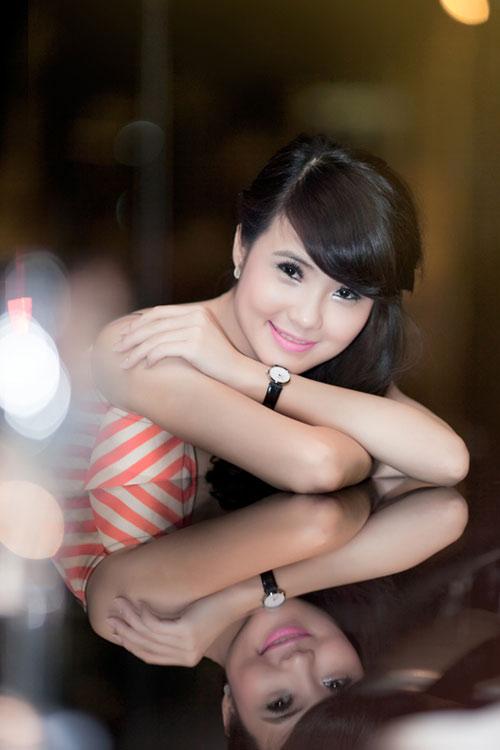 Gặp gỡ hot girl Khánh Chig