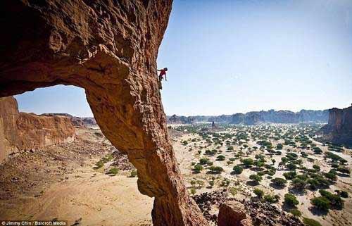 'Khu vườn bí mật' giữa lòng sa mạc Sahara - 2