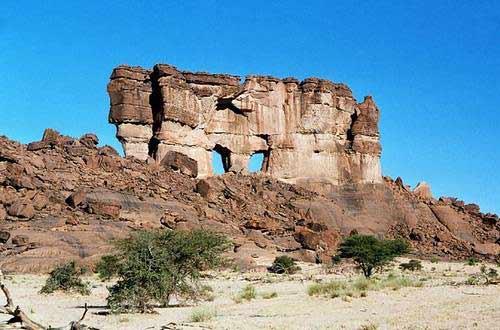 'Khu vườn bí mật' giữa lòng sa mạc Sahara - 6