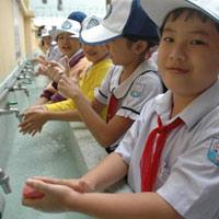 Rửa tay với xà phòng: Đẩy lùi bệnh tật