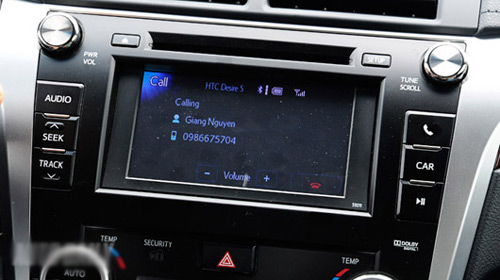 So sánh Toyota Camry 2.5Q với Honda Accord 2.4 - 6