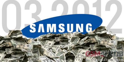 """Samsung đạt doanh thu """"khủng"""" trong quý 3 - 1"""