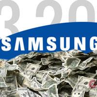 """Samsung đạt doanh thu """"khủng"""" trong quý 3"""