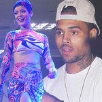 Ca nhạc - MTV - Rihanna quay lại với bạn trai vũ phu