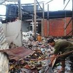 Tin tức trong ngày - Cà Mau: Cháy kho xăng, chủ bỏng nặng