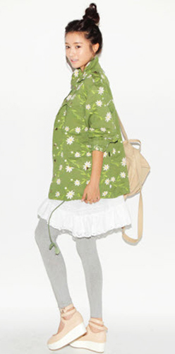 3 kiểu áo khoác cho cô nàng sành điệu - 13