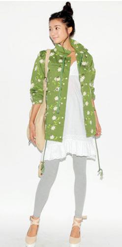 3 kiểu áo khoác cho cô nàng sành điệu - 12