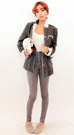 3 kiểu áo khoác cho cô nàng sành điệu - 7