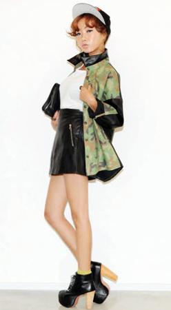 3 kiểu áo khoác cho cô nàng sành điệu - 8
