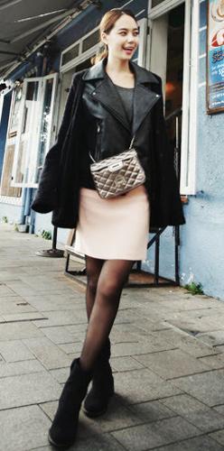 3 kiểu áo khoác cho cô nàng sành điệu - 11