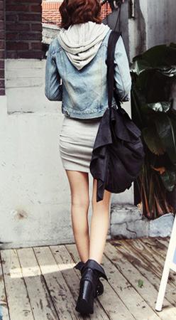 3 kiểu áo khoác cho cô nàng sành điệu - 2