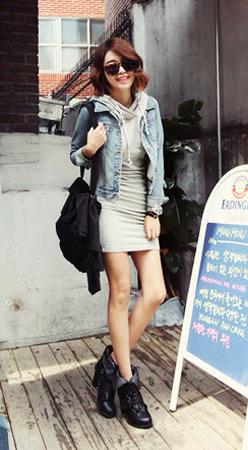 3 kiểu áo khoác cho cô nàng sành điệu - 1