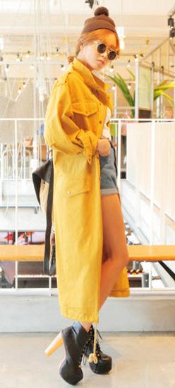 3 kiểu áo khoác cho cô nàng sành điệu - 5