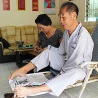 Thầy giáo Nguyễn Ngọc Ký của hôm nay