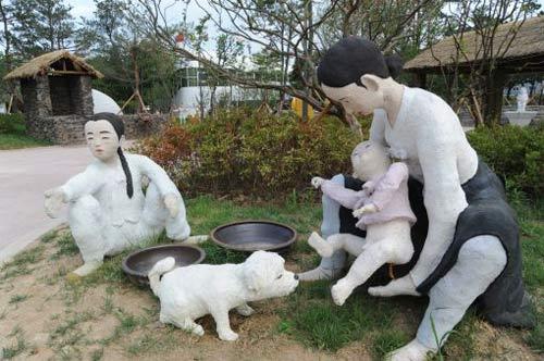 Những công viên đệ nhất kỳ quặc tại Hàn Quốc - 4