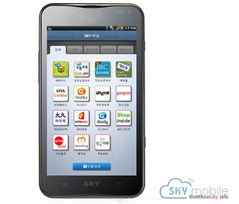 """Sky A810s điện thoại """"khủng"""" giá bình dân - 8"""