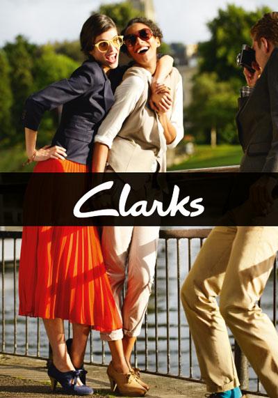 Clarks khuyến mãi đặc biệt tại Vincom A - 4