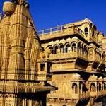 Du lịch - Rực rỡ thành phố vàng Ấn Độ