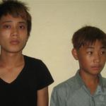 An ninh Xã hội - Trộm nhí dùng dao phay... đánh bay két sắt