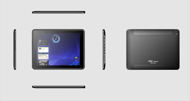 1000 máy tính bảng giá rẻ mừng khai trương Pop Tablet - 6