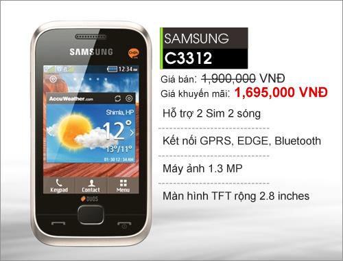 Điện thoại Samsung siêu khuyến mãi tại yes24 - 4