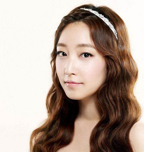 11 kiểu tóc cô dâu đẹp nhất của Hàn Quốc - 4
