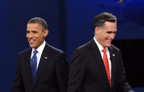 "Tranh cử: Obama thề ""phục thù"" ở vòng 2 - 1"
