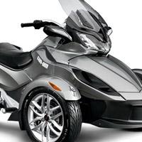 Can-Am Spyder ST 2013 báo giá tại Mỹ