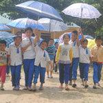 Giáo dục - du học - Nghệ An: Năm học mới, thầy trò lại lo chạy lũ