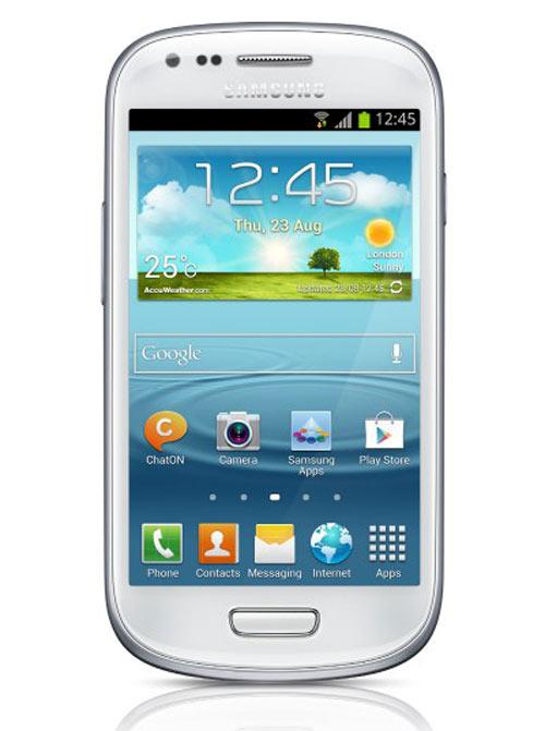 Galaxy S3 Mini chính thức ra mắt giá 10 triệu đồng - 1