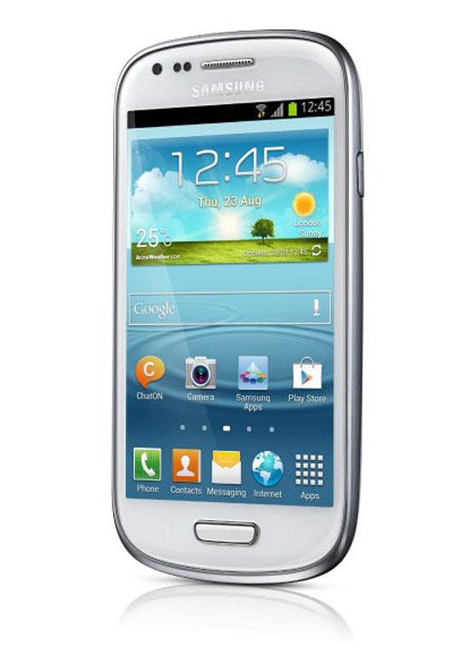 Galaxy S3 Mini chính thức ra mắt giá 10 triệu đồng - 4