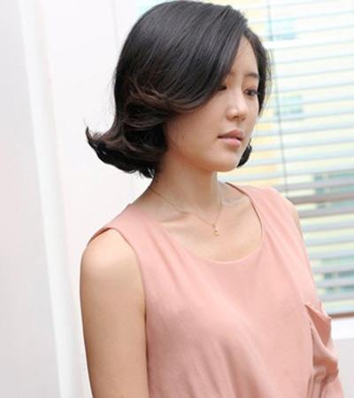 3 kiểu tóc gây sốt nơi công sở Hàn - 4