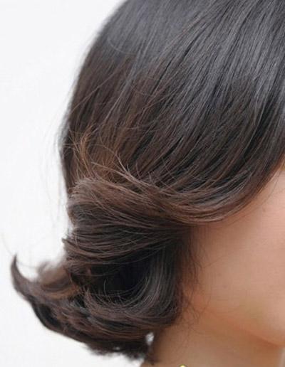 3 kiểu tóc gây sốt nơi công sở Hàn - 5