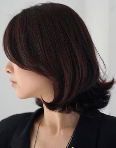3 kiểu tóc gây sốt nơi công sở Hàn - 9