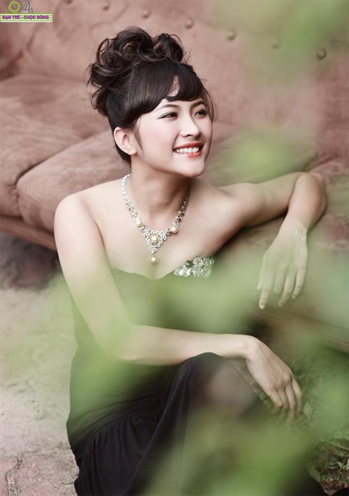 10 cô gái đẹp nhất Thành Vinh - 14