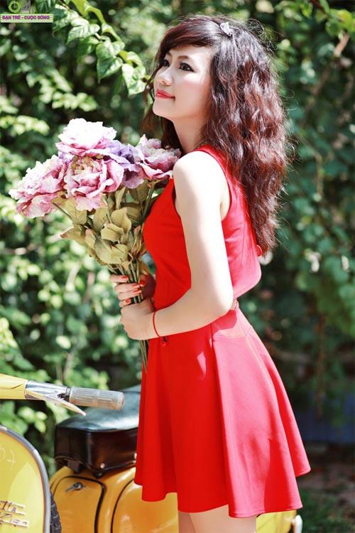 10 cô gái đẹp nhất Thành Vinh - 12