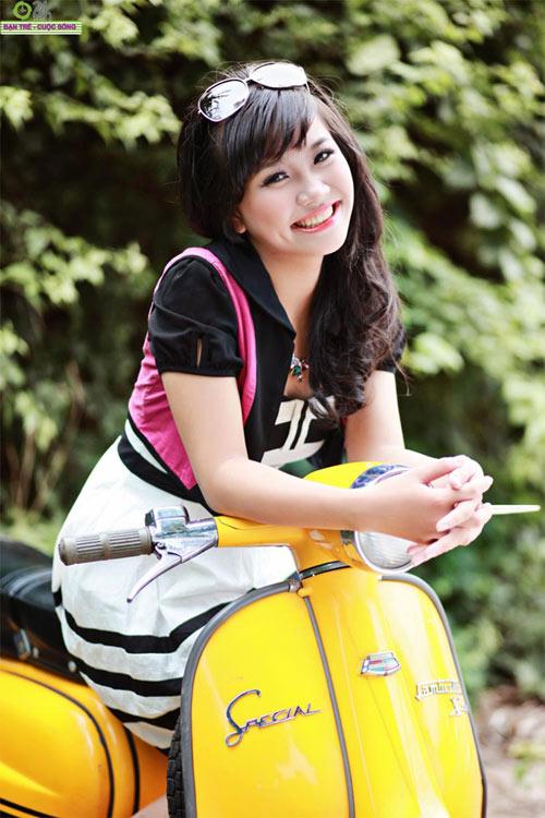 10 cô gái đẹp nhất Thành Vinh - 5