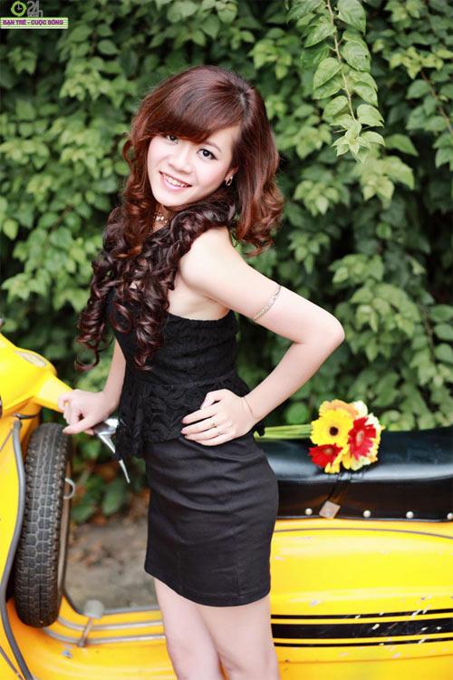 10 cô gái đẹp nhất Thành Vinh - 2